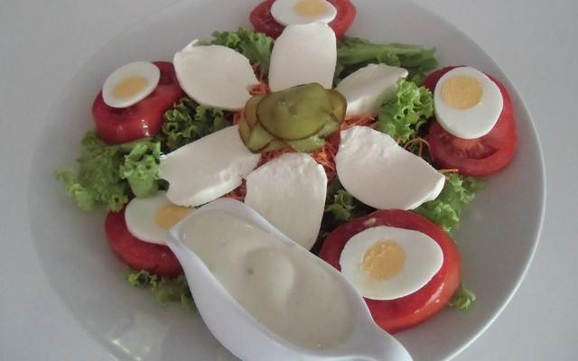 Ruime keuze salade's