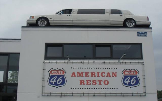 American Resto te Oudenaarde